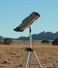 Fujinon 25x150 EM, ED-Optik, 45°-Einblick auf ICS Montierung