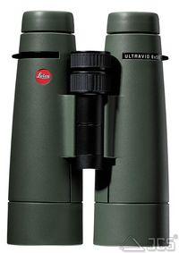 Leica Ultravid 8x50, gummiert, grün