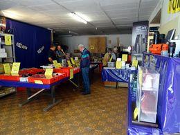 Astrofest Verkaufsraum