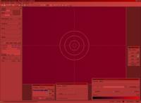 Nachtmodus mit zuätzlicher roter Farbpalette