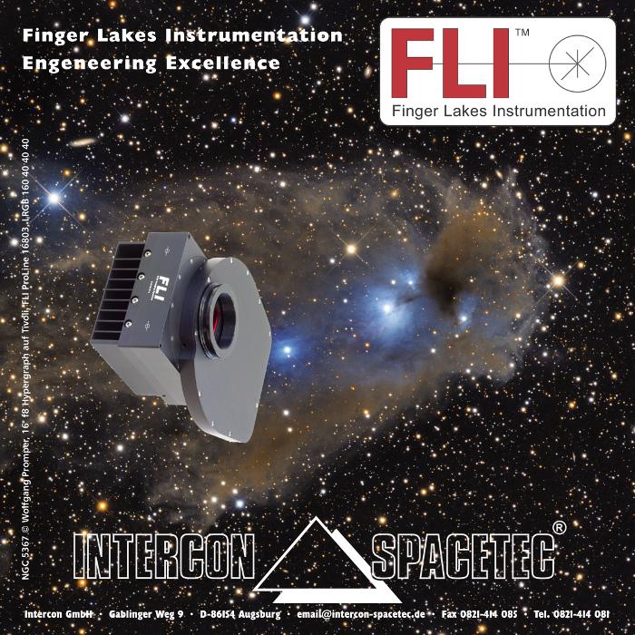 FLI-Proskpekt-Titelbild von Intercon-Spactec